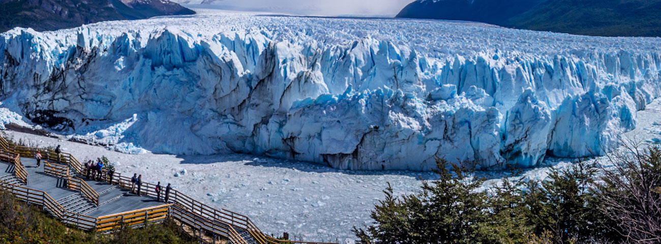 Luxury tour to El Calafate